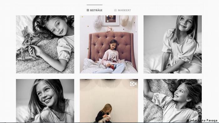 У Анны полмиллиона подписчиков в Инстаграме