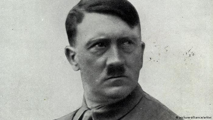 Adolf Hitler (picture-alliance/arkivi)