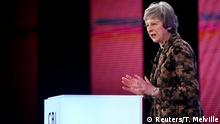 Großbritannien Confederation of British Industry's | Theresa May, Premierministerin