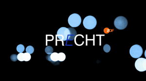 ZDF Precht Program Guide Sendungslogo