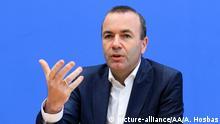 Deutschland Manfred Weber CSU Politiker