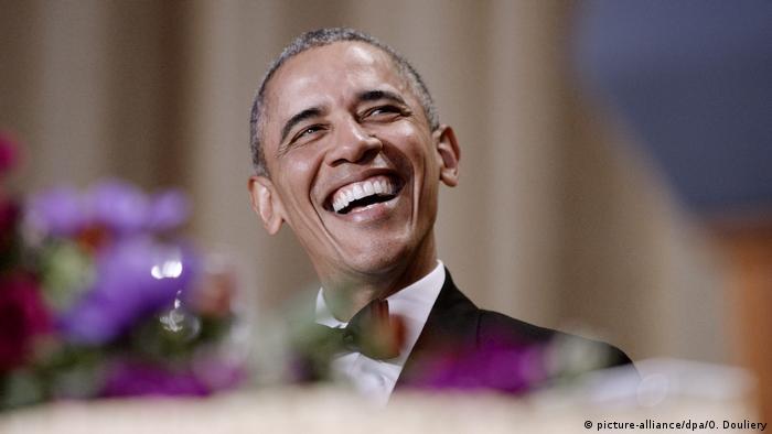 USA Barack Obama ehemaliger Präsident (picture-alliance/dpa/O. Douliery)