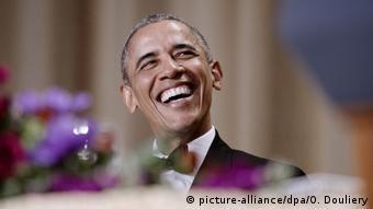USA Barack Obama ehemaliger Präsident