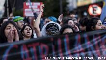 Chile Proteste der Mapuche nach Polizeigewalt in Osorno