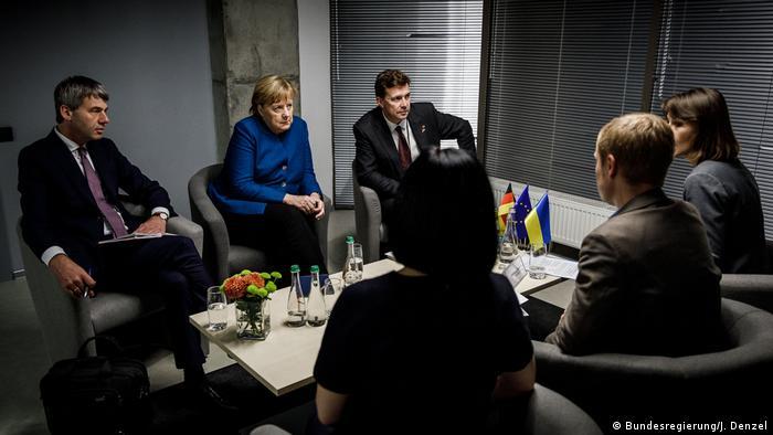 Ukraine Treffen