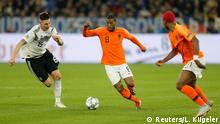 UEFA Nations League Deutschland - Niederlande