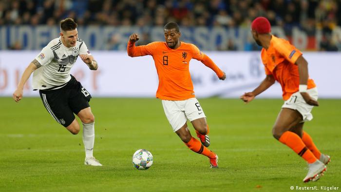 UEFA Nations League Deutschland - Niederlande