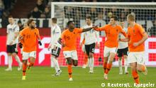 UEFA Nations League Deutschland - Niederlande Promes Tor