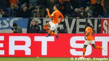 UEFA Nations League Deutschland - Niederlande Virgil van Dijk Tor