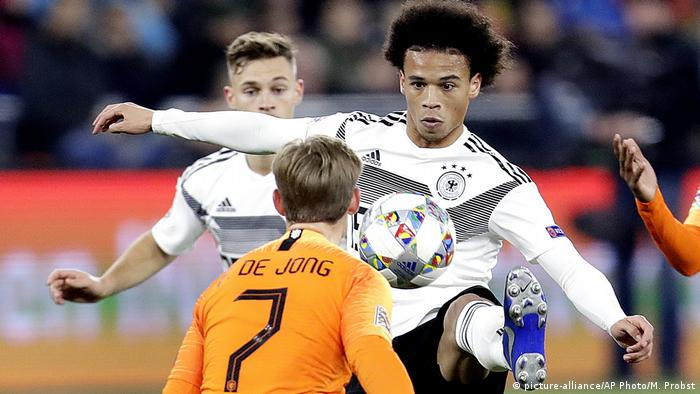 Leroy Sane (picture-alliance/AP Photo/M. Probst)