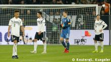 UEFA Nations League Deutschland - Niederlande Niederlage