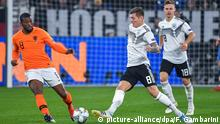 UEFA Nations League Deutschland - Niederlande Toni Kroos