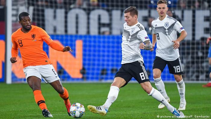 68869d806f38 UEFA Nations League Deutschland - Niederlande Toni Kroos  (picture-alliance/dpa/F