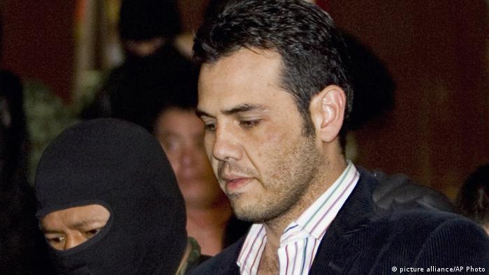 Jesús Vicente Zambada Niebla, hijo de El Mayo