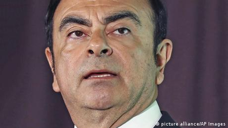 Carlos Ghosn CEO (picture alliance/AP Images)