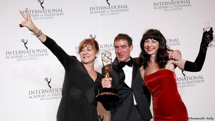 International Emmy Awards 2018 | La Casa de Papel
