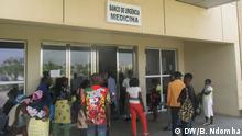 Doctors general strike in Angola – three days Patients in the General Hospital of Luanda Wann und wo: Luanda, Angola / 19th November 2018 Copyright: Borralho Ndomba – DW