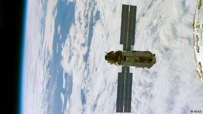 ISS Zarya Functional Cargo Block (NASA)