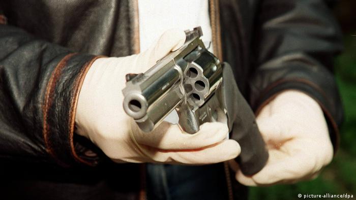 Waffen brasilianischer Hersteller Taurus