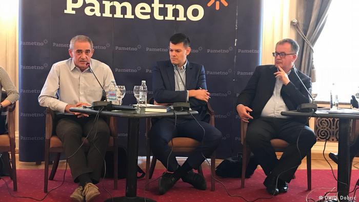 Skup o korupciji na kojemu je govorio Vuk Vuković