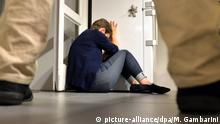 Gewalt gegen Frau