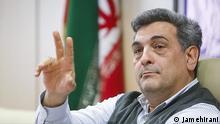 Pirouz Hanachi, Bürgermeister von Teheran