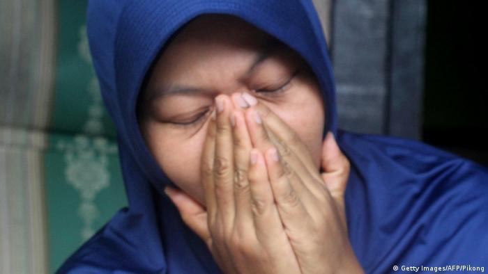 Indonesien Baiq Nuril Maknun Prozess (Getty Images/AFP/Pikong)
