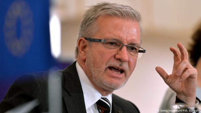 Pakistan Michael Gahler MEP EUEOM