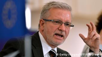 Постійний доповідач Європарламенту щодо України Міхаель Ґалер може залишитися євродепутатом