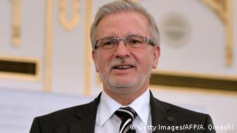 Депутат Европарламента, эксперт по Украине Михаэль Галер