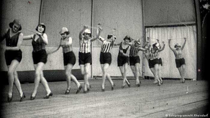 Alte Kölner Filmschätze | Tanzrevue (kölnprogramm/H.Rheindorf )