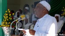 Äthiopien Muslime Mawlid Festival Haj Nur Hussen Mohamed Yassin