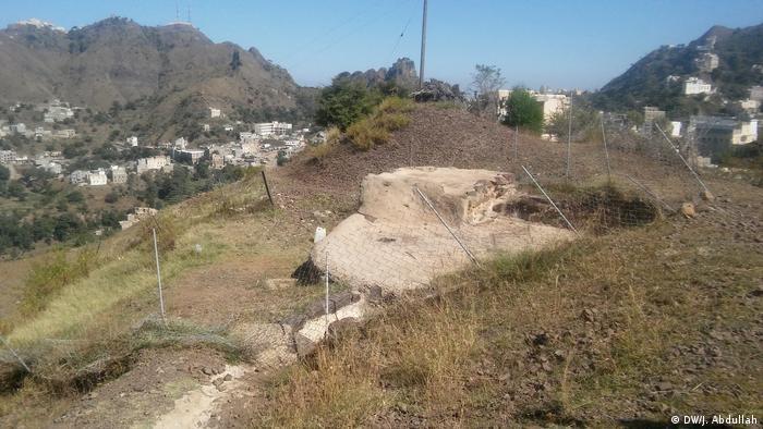 Jemen Trinkwasser Krise (DW/J. Abdullah)