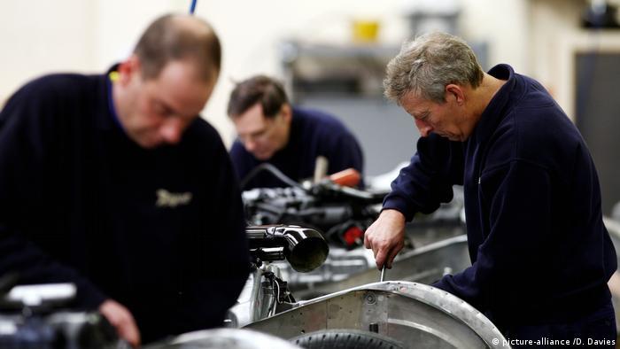 Rynek pracy w Wielkiej Brytanii