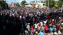 Haiti | Proteste gegen Korruption