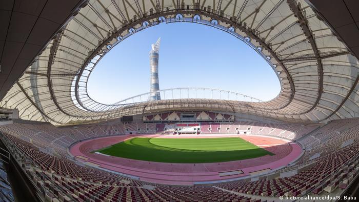 a14310579 Quatro anos para a primeira Copa do Mundo em solo árabe