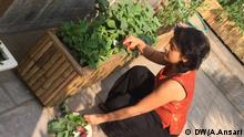 Urban Farming in Indien