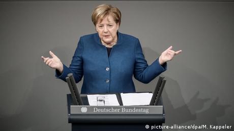 Η Αγκ. Μέρκελ για προσφυγικό, πατριωτισμό και Brexit