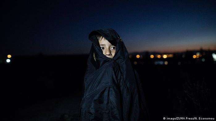 Flüchtlingslager Griechenland