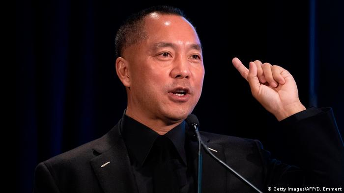 Guo Wengui (Getty Images/AFP/D. Emmert)