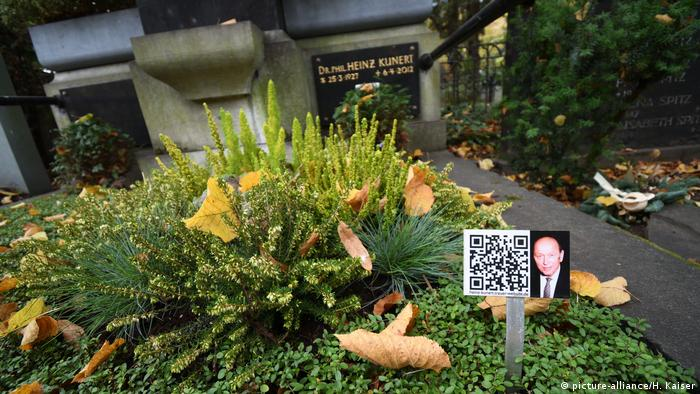 Cemeteries join the digital app age | Culture| Arts, music