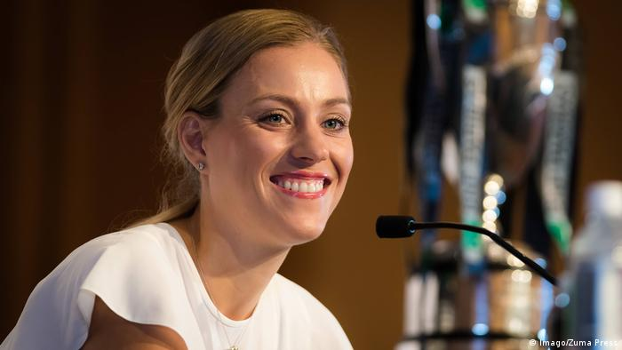 Angelique Kerber, deutsche Tennisspielerin (Imago/Zuma Press)