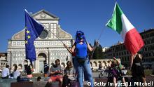 Symbolbild Italien & die EU