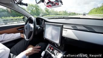 Тестирование беспилотного автомобиля