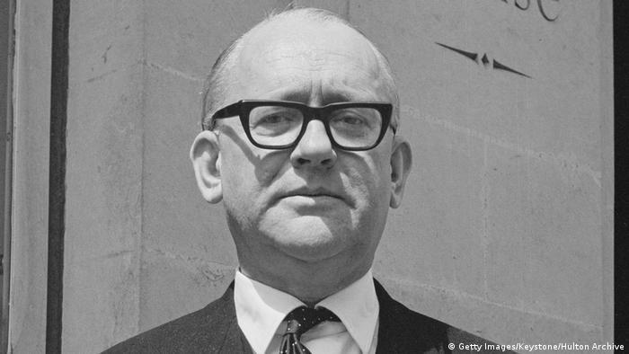 Fabian von Schlabrendorff (Getty Images/Keystone/Hulton Archive)