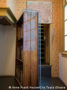 Pressebild Anne-Frank-Haus in Amsterdam
