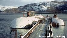 Bergung des U-Boots K-141 Kursk
