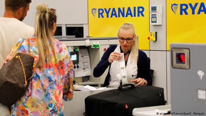 Лоукостер Ryanair оштрафований в Італії на три мільйони євро