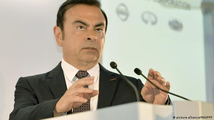 Carlos Ghosn (picture-alliance/MAXPPP)