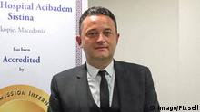 09.11.2018****Macedonian businessman Orce Kamcev arrested 09.11.2018.Skopje, Macedonia - Macedonian businessman Orce Kamcev and former secret police chief Saso Mijalkov are among 13 persons suspected of a series of crimes, as part of a new investigation launched by the country s Special Prosecution, codenamed Empire.According to Forbes magazine Jordan Orce Kamcev is the richest Macedonian.He was arrested tonight. FILE PHOTO of Orce Kamcev PUBLICATIONxINxGERxSUIxAUTxHUNxONLY STR-1234/HaloPix/PIXSELL